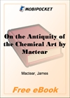 On the Antiquity of the Chemical Art for MobiPocket Reader
