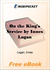 On the King's Service for MobiPocket Reader