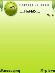 Only Green Theme