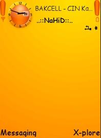 Only Orange Theme