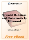 Oriental Religions and Christianity for MobiPocket Reader
