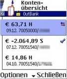 OutBank (Nokia 92xx)