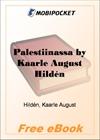 Palestiinassa for MobiPocket Reader