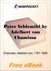 Peter Schlemihl for MobiPocket Reader