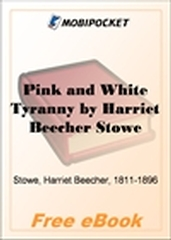 Pink and White Tyranny for MobiPocket Reader