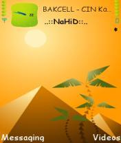 Piramids Theme