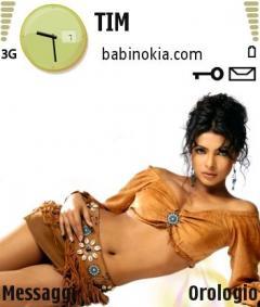 Priyanka Chopra Theme
