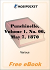 Punchinello, Volume 1, No. 06, May 7, 1870 for MobiPocket Reader