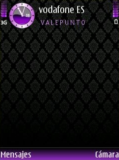 Purple Style SVG Theme