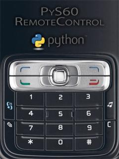 PyS60RemoteControl (PyS60RC)