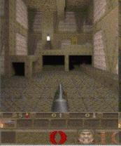 Quake I port for Nokia Series 60