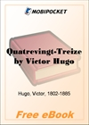 Quatrevingt-Treize for MobiPocket Reader