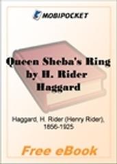 Queen Sheba's Ring for MobiPocket Reader