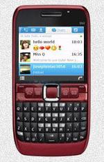Qute Messenger for Symbian