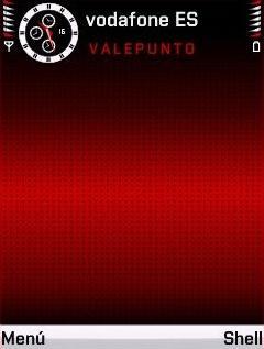 Red Design V1 SVG Theme