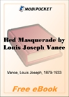 Red Masquerade for MobiPocket Reader