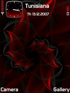 Red Petals Theme