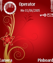 Red Shine Theme