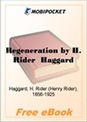 Regeneration for MobiPocket Reader