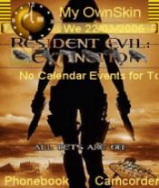 Resident Evil - Extinction Theme
