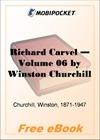 Richard Carvel - Volume 06 for MobiPocket Reader
