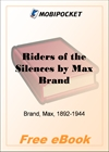 Riders of the Silences for MobiPocket Reader