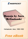 Runoja for MobiPocket Reader