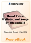 Rural Tales, Ballads, and Songs for MobiPocket Reader