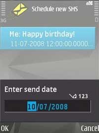 SMSScheduler