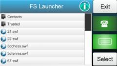 SajiFS Launcher