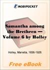 Samantha among the Brethren - Volume 6 for MobiPocket Reader