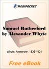Samuel Rutherford for MobiPocket Reader