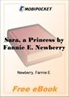 Sara, a Princess for MobiPocket Reader