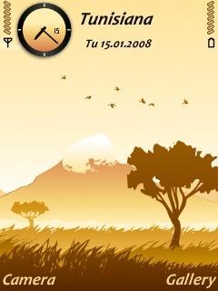 Savana SVG Theme
