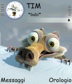 Scratt Theme for Nokia N70/N90