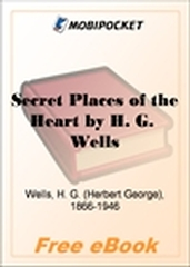 Secret Places of the Heart for MobiPocket Reader