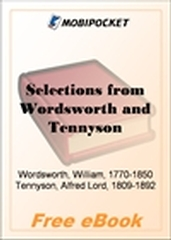 Selections from Wordsworth and Tennyson for MobiPocket Reader