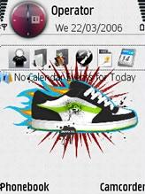 Shoes Inc. Theme