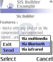 SisBuilder