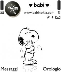 Snoopy Theme