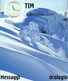 Snow Theme