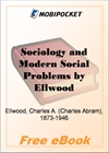 Sociology and Modern Social Problems for MobiPocket Reader