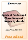 Songs of Angus and More Songs of Angus for MobiPocket Reader