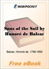 Sons of the Soil for MobiPocket Reader