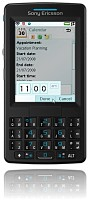Sony Ericsson M600 Skin for Remote Professional
