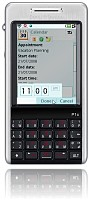 Sony Ericsson P1 Skin for Remote Professional