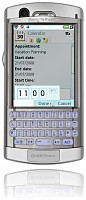Sony Ericsson P990 Skin for Remote Professional