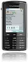 Sony Ericsson W960 Skin for Remote Professional