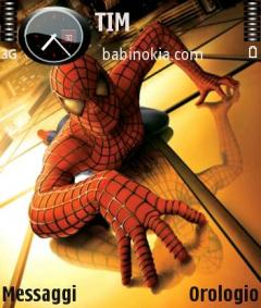 Spiderman Theme for Nokia N70/N90
