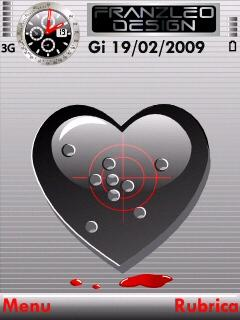 Steel Heart Theme